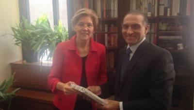 US Senate Armed Services Committee Senator lauds Pakistan fight against terrorism
