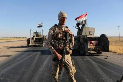 Iraqi Military backed by Iranian forces take over oil rich Kirkuk from Kurds