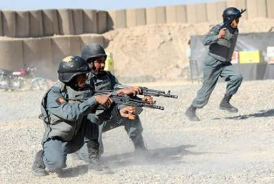 Afghan Taliban attack Police Posts in central Afghanistan, number of casualties feared