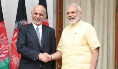 Despite invitation from Pakistan COAS, Ashraf Ghani prefers travel to India