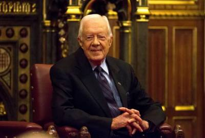 Former US president Jimmy Carter to travel to North Korea on behalf of White House: report
