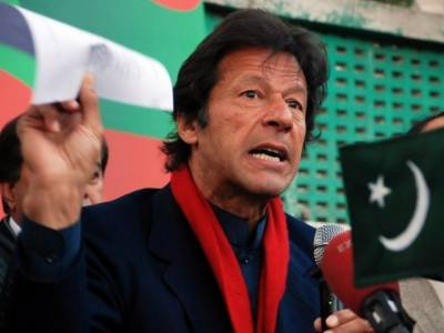 Imran Khan unveils his economic policy for future government