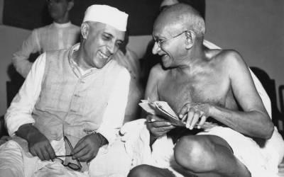 Mahatma Gandhi - Jawaharlal Nehru were garbage: BJP leader