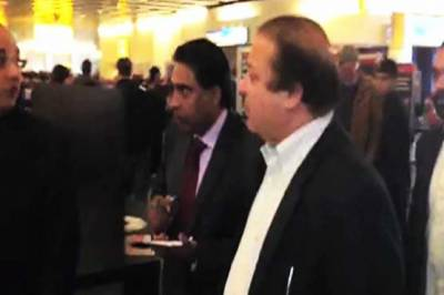 Nawaz Sharif arrives in Jeddah, will leave for Pakistan after two days