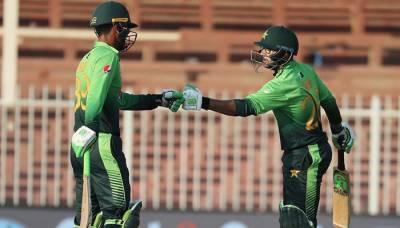Pakistan cleans sweep Sri Lanka in ODI series