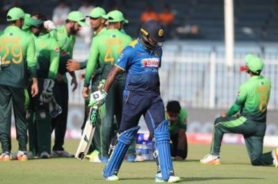 Pakistan Vs Sri Lanka 5th ODI scorecard