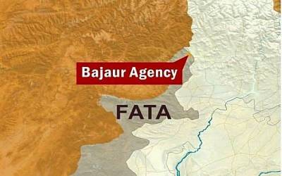 Seven killed as wall of house fell on roofs of two houses in Bajaur six others injured.