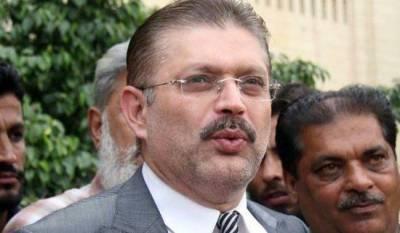 Sharjeel Memon arrested by NAB