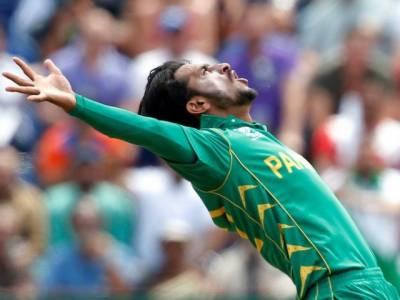 Sports- Usman Shinwari plays havoc against Sri Lanka