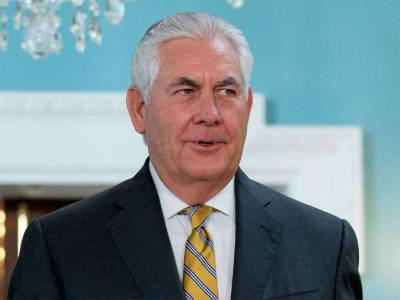 Tillerson to arrive in Islamabad on Tuesday to hold talks with Pakistani leadership