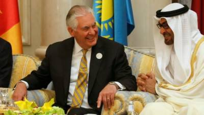 US Secretary of State fail to reconcile Gulf States