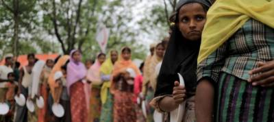 Donors pledge $344 million at UN conference for Rohingya aid efforts