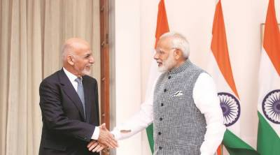 Ashraf Ghani closed access to Pakistani trucks in Afghanistan on India's wish