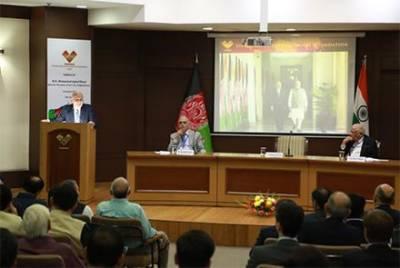 Ashraf Ghani refuses to join CPEC, Pakistan led QCG peace talks