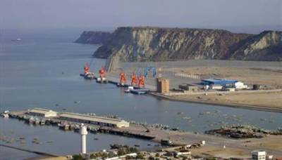 China has eyed Gwadar for years: Report