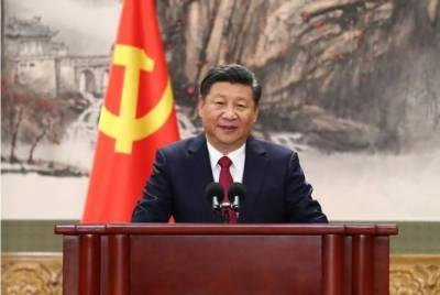 Chinese president re-elected as general secretary of CPC central committee