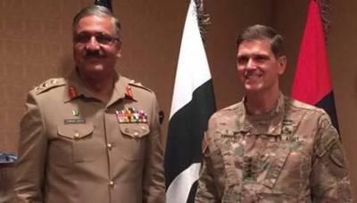CJCSC General Zubair meets US CENTCOM Commander in US