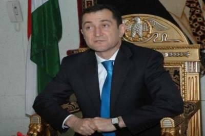 CPEC: Tajikistan keen to join Pak China project, says Ambassador