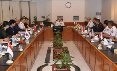 Heads of Asian Coast Guards and Maritime Agencies briefed at Pak Navy Headquarters