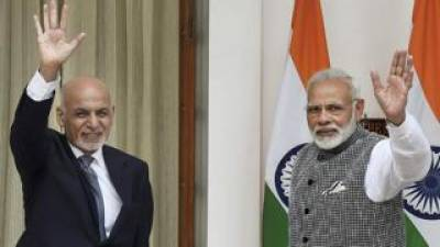 India - Afghanistan to enhance defence and security ties