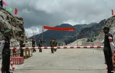 India to build new border posts at Chinese border