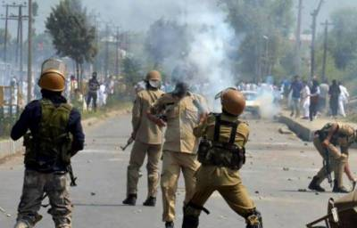 Indian troops launch massive cordon, search operation in Shopian