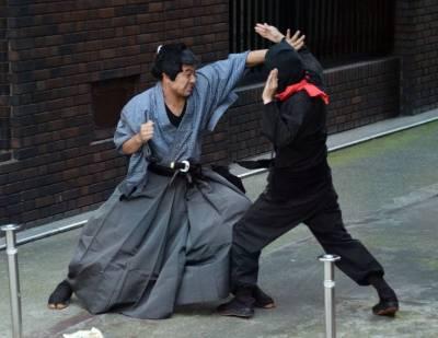 Japan police unmask 74-year-old 'ninja' burglar
