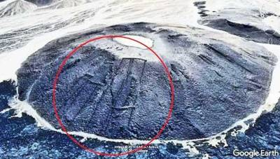Mysterious ancient stone structures found in Saudi desert