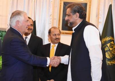Pakistan, US agree to continue high level engagements in future