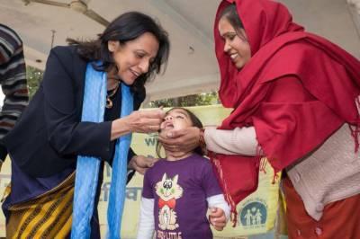 Polio eradication within reach : UN health agency