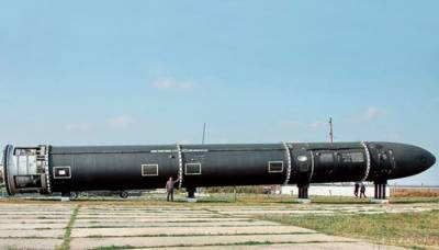 Russia set to launch biggest ever nuclear missile capable of penetrating US defence shield