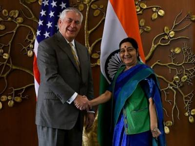 US backs India as regional leader, crucial to Afghan strategy: Rex Tillerson