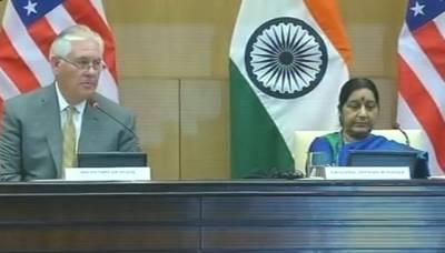 US India natural allies, will work together against terrorism in region : Rex Tillerson