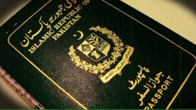 -Where does Pakistani passport stand among World countries
