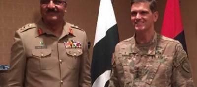 CJSCS Gen Zubair Hayat attends chiefs of defence staff conference in US