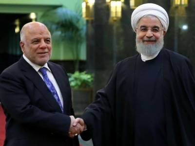 Don't trust US, Iran's Khamenei tells Iraq's PM