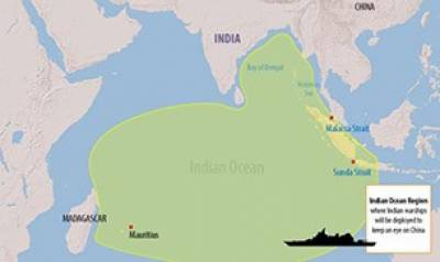 Indian Navy to enhance presence in Indian Ocean to counter China