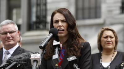 New Zealand's new leader Ardern promises government for all