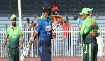 Pakistan Vs Sri Lanka 1st ODI score update live