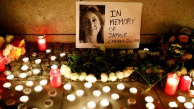 Europol to help probe Maltese journalist murder