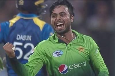Faheem Ashraf makes history in T20 cricket