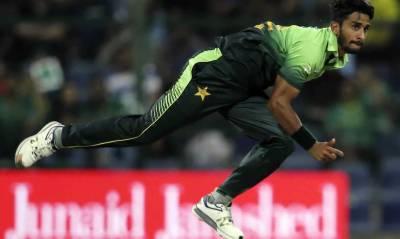 Hasan Ali bowls career best to smash Sri Lanka