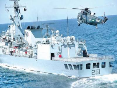 India pulls out from multilateral maritime security event in Pakistan