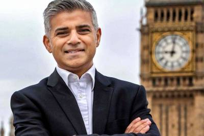 London Mayor Sadiq Khan retains slot of most powerful Asian in Britain