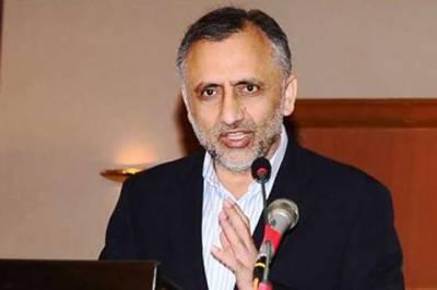 PM redesignates Barrister Zafarullah Khan