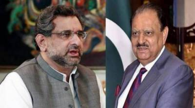 President, PM reiterate Pakistan's unflinching diplomatic, political support to Kashmir cause