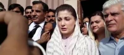 Questions will be raised as Nawaz Sharif disqualified before trial: Maryam