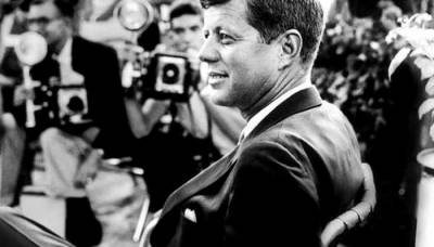 Secret files on JF Kennedy assassination released, withheld few others