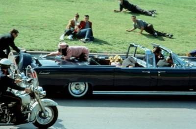 Secret files on JF Kennedy murder released, startling revealations about killer