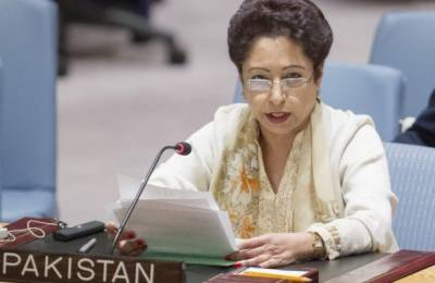 UN resolutions-based Kashmir settlement only pathway to South Asia peace: Maleeha